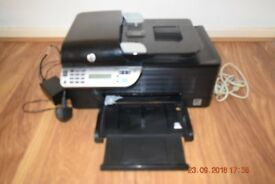 HP OfficeJet 4500 wireless printer/Scanner/Copy/Fax