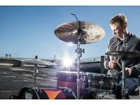 Want to learn the drums today? - Professional drum lessons available