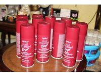 11 Demart Nail Enamal Dryer ( Spray Cans ) New unused