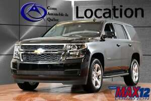 2019 Chevrolet Tahoe 4X4 CUIR V8 HITCH 8 PLACES ECRAN TOUCH