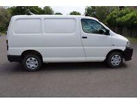 Toyota Hiace 280 D-4D95 Van