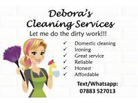 Debora's Cleaning Services