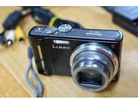 Panasonic DMC-TZ8 Digital Camera with all accessories