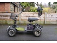 Hillman Electric Golf Buggy