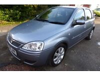 VAUXHALL CORSA 1.2 BREEZE ** 55 PLATE ** ONLY 40,000 MILES **