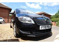 Skoda Fabia 1.6 TDI S 5dr, Only £20 road tax, NEW pads and discs, MOT and Service DONE for the year!