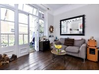 A cosy 1 bed ground floor garden flat with private garden. Kingston Road, Wimbledon, SW19