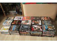 145 Various DVD's - Job Lot - Great Price