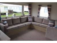 DISCOUNTED Brand new caravan holiday home in hunstanton norfolk near wells cromer and great yarmouth