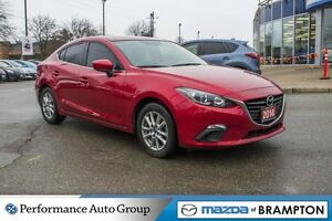 2014 Mazda MAZDA3 GS-SKY|REAR VIEW CAM|HEATED SEATS|FWD