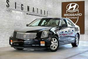 2007 Cadillac CTS 3.6L AUTOMATIQUE TOIT OUVRANT CUIR MAGS