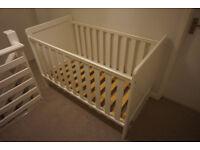 John Lewis Ella Cot Bed