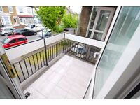 MODERN 1 BEDROOM FLAT IN WALTHAMSTOW NOW AVAILABLE..DSS WELCOMED...BALCONY AND BIG COMMUNAL GARDEN
