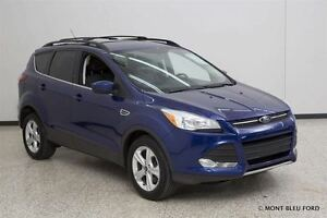 2015 Ford Escape SE/4WD ECOBOOST LEATHER, BACK UP CAM !