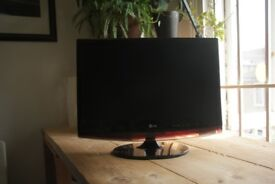 LG Flatron HD TV & Monitor 20""