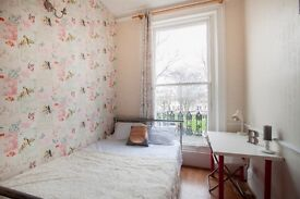 DOUBLE Room in WESTBOURNE PARK/NOTTHING HILL **Move in TODAY ** Victorian House