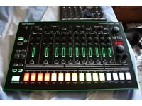 Roland Aira TR8 drum machine. Mint condition. Fully expanded 909.808.707.727.606