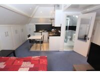 DR5-Spacious Bright STUDIO FLAT (2nd Floor) - Water Included-Excellent Location, Willesden Green NW2
