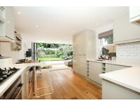 Amazing two double bedroom flat with large private garden in a lovely family feel area in Balham