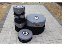Mapex 5-Piece Drum Kit - Used and Loved.