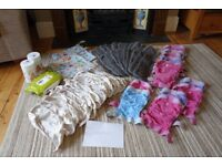 Huge bundle G Nappies / Gnappies, cloth / re-usable - I found these much easier than other reusables