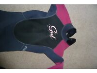 Childrens GUL Wetsuits and Boots - Great Condition