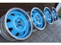 "15"" 4x100 ATS CUPS alloys for VW POLO GOLF LUPO AROSA ASTRA CORSA NOVA CIVIC COROLLA SUZUKI SWIFT"