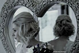 Wedding photographer available for all aspects of work.