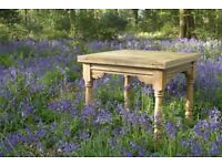 Sale - Extendable Extending Rustic Farmhouse Reclaimed Dining Kitchen Table F&B - Free Delivery