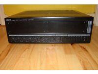 Inter M PAM-120 vintage Public Address Amplifier