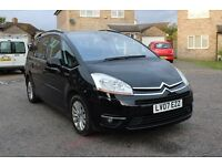 CITROEN C4 GRAND PICASSO 2.0 HDI 7 EXCL AUTO DIESEL 92K MILES! 7 SEATER! MOT NO ADVISORY! LADY OWNER