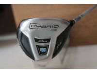 Wilsonstaff Fybrid RS 3 Wood and 5 Wood Ladies right handed Golf Clubs