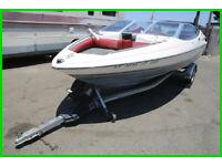 (OVW) 1990 Bayliner Escort boat 21ft (NO RESERVE)