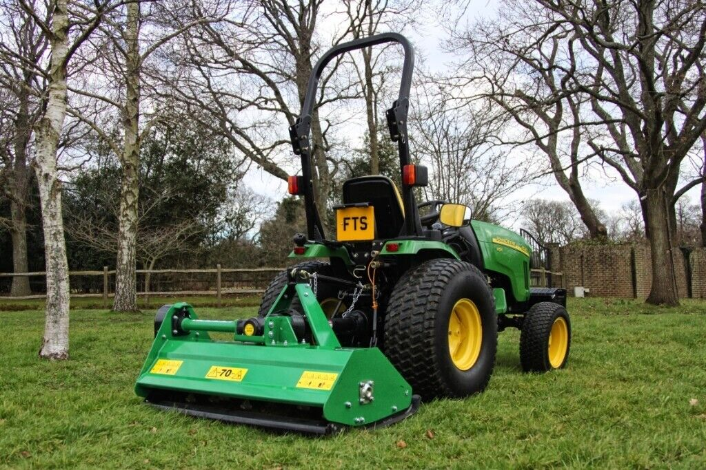 Flail, Topper & Finishing Mowers For Compact Tractors - Brand New Compact  Tractor Attachments | in Alton, Hampshire | Gumtree