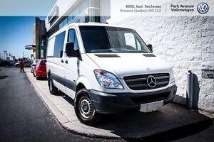 2011 Mercedes-Benz Sprinter Sprinter 2500 - DIESEL : 123$ / SEM