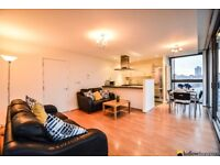 Very Modern Two Double Bedroom Two Bathroom Apartment Over Looking the Canal with a Private Balcony