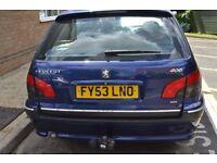 406 LX HDI (110) 2003 Diesel Estate