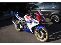 Honda CBR 125R Learner legal