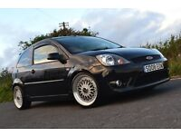 2008/08 Ford Fiesta Zetec S 1.6 TDCI - 3 Door, Leather, £30 a year tax, cheap to run..M3 ST RS VXR