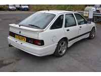 Ford Sierra XR4x4 2.5 V6 PROJECT with Very RARE Genuine RS BODYKIT