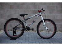 Single speed jump bike