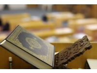 Quran, Arabic and Islamic Studies Home Tuition Classes.