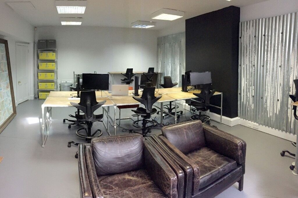 Co Working Desks Small Office Available Clapham South