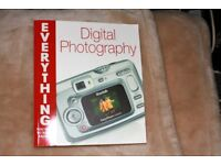 Everything You Need to Know About Digital Photography. By David & Charles.