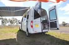 2014 LDV V80 Campervan Tamworth Tamworth City Preview