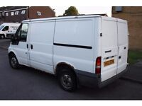 2002 Ford Transit 280 SWB. *** NON RUNNER *** FAULT WITH DIESEL FUEL PUMP ***