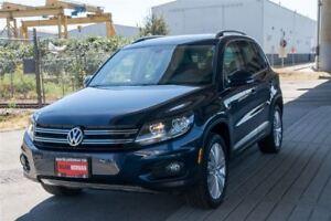 2013 Volkswagen Tiguan 2.0 TSI Highline Only 41000 Km Langley