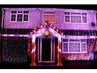 Asian wedding house lights - 07825169266