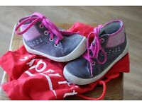 girls shoes, Superfit - size 23