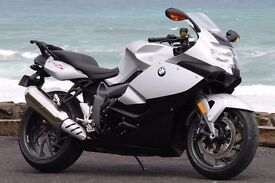 BMW K1300S ABS Silver